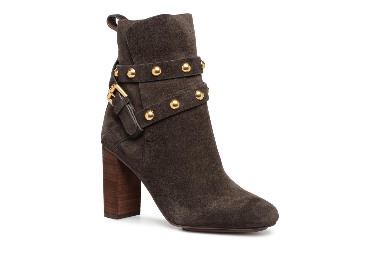 Boots en enkellaarsjes See by Chloé Bruin