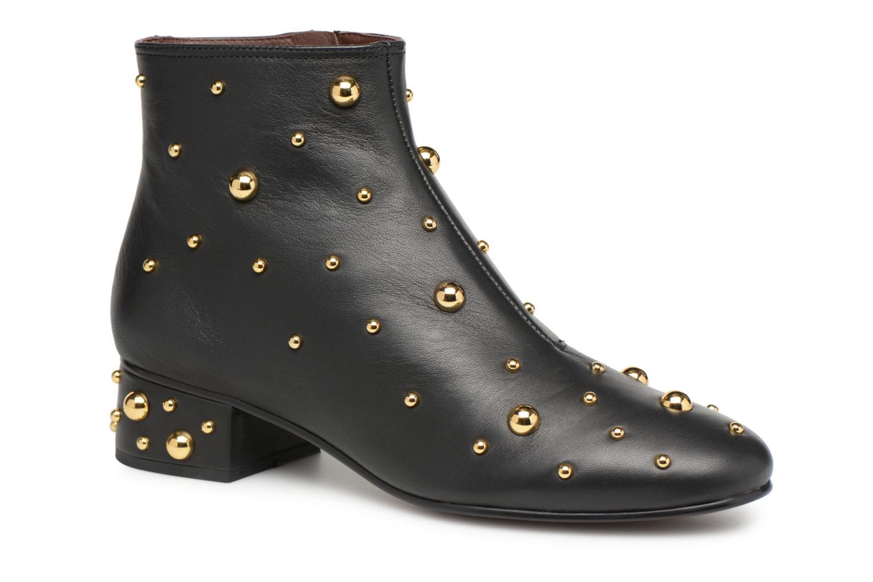 Boots en enkellaarsjes See by Chloé Zwart