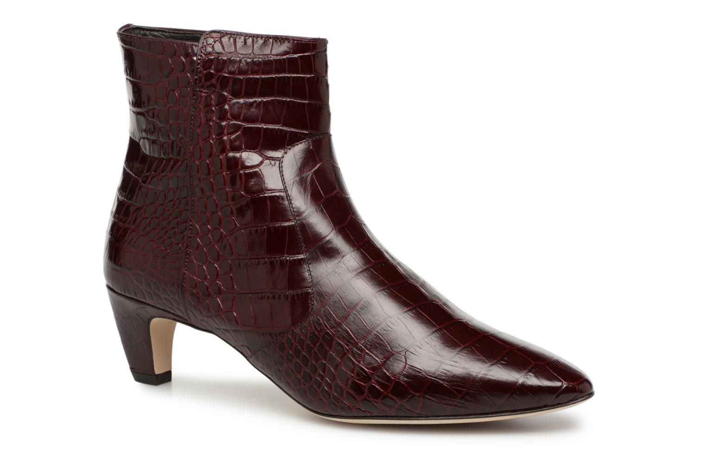 Boots en enkellaarsjes L.K. Bennett Bordeaux