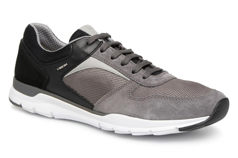 Sneakers Geox Zwart