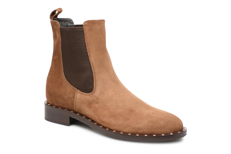 Boots en enkellaarsjes Notabene Bruin