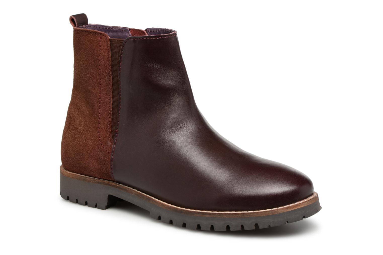 Boots en enkellaarsjes Gioseppo Bordeaux