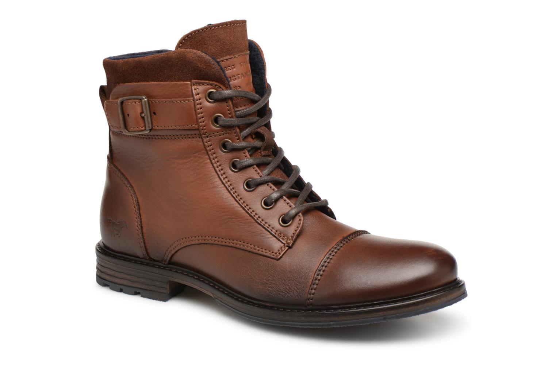 Boots en enkellaarsjes Wilfried by Mustang shoes