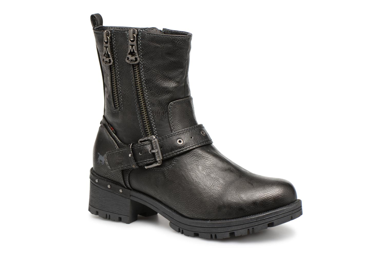 Boots en enkellaarsjes Mustang shoes Grijs