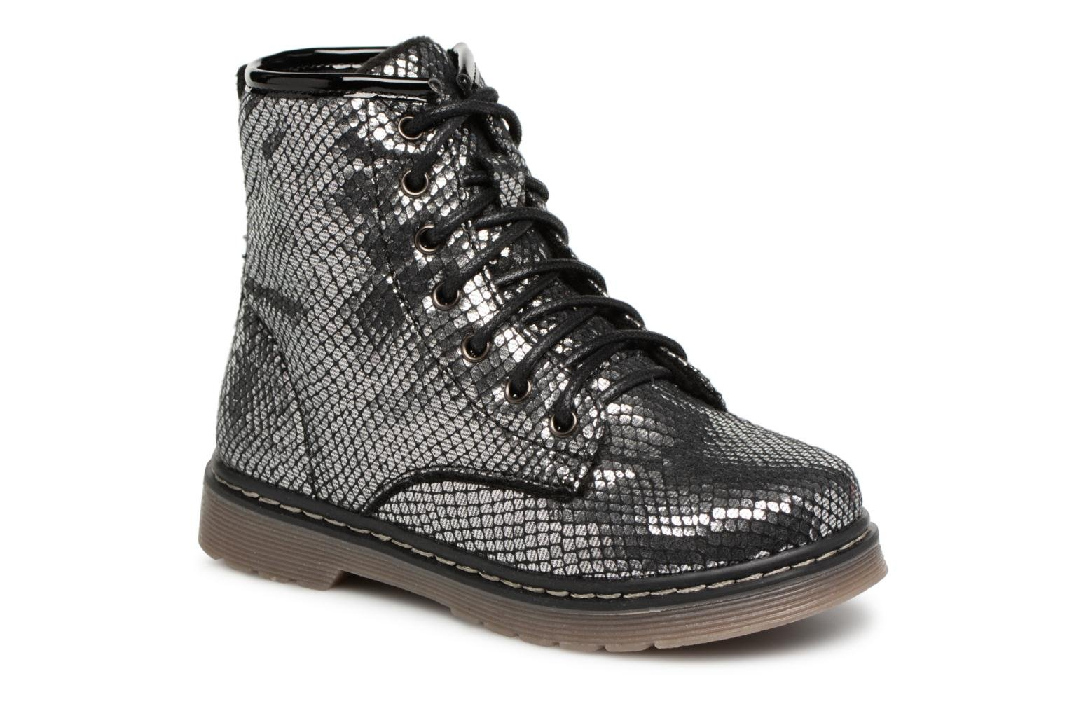 Boots en enkellaarsjes I Love Shoes Zilver