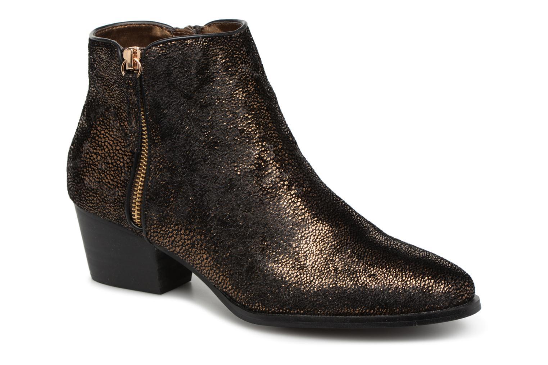 Boots en enkellaarsjes Vanessa Wu Goud en brons