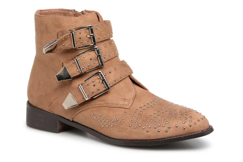 Boots en enkellaarsjes Vanessa Wu Bruin