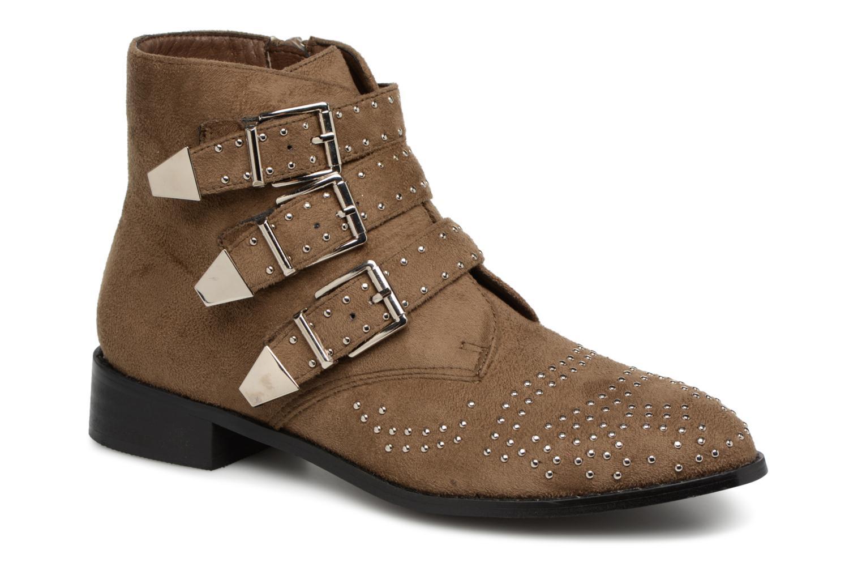 Boots en enkellaarsjes Vanessa Wu Groen