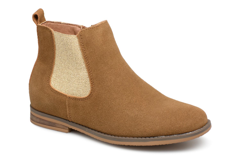 Boots en enkellaarsjes Monoprix Kids Bruin