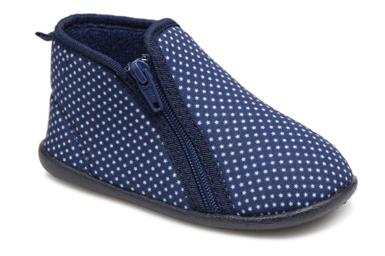 Pantoffels Bout'Chou Blauw