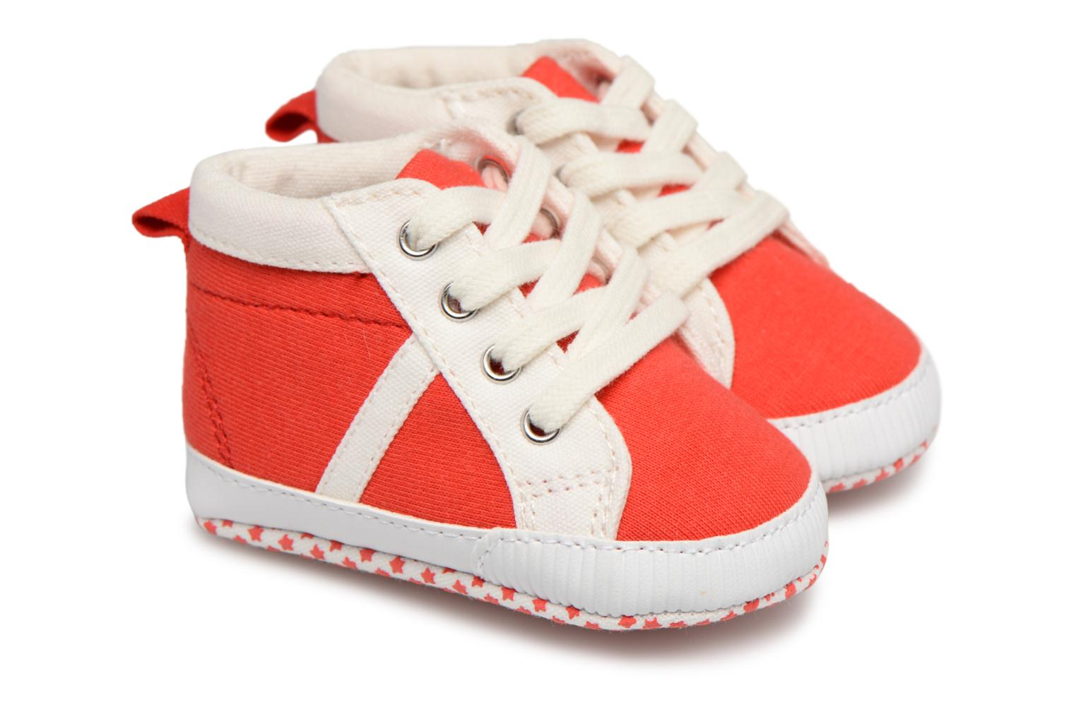 Sneakers Bout'Chou Rood