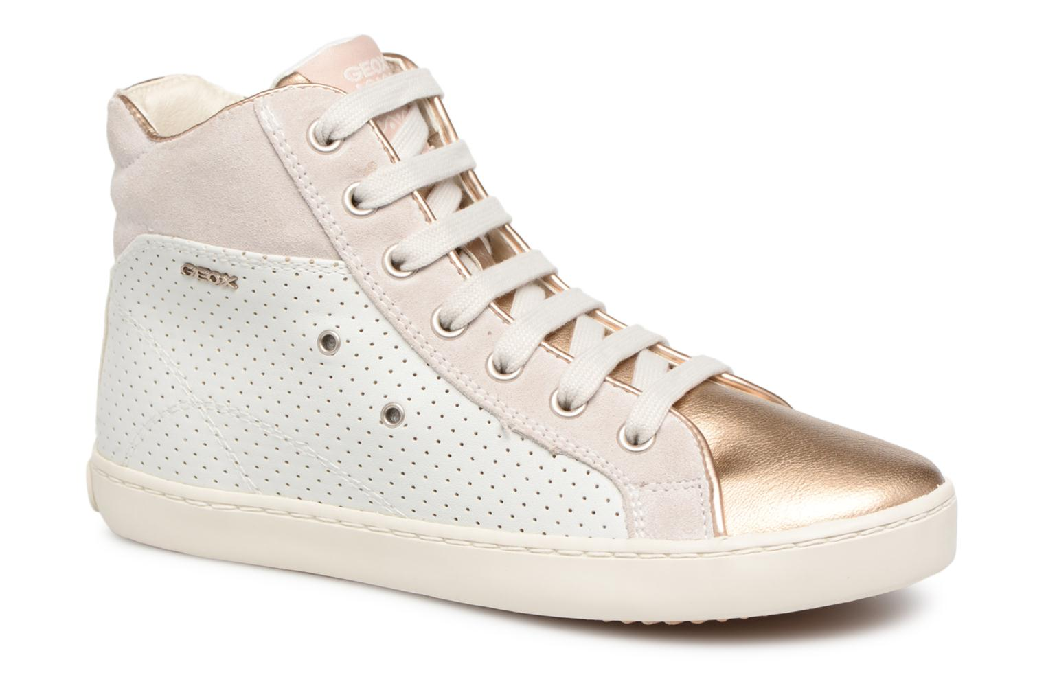 Sneakers Geox Wit