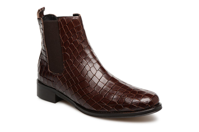 Boots en enkellaarsjes Elizabeth Stuart Bruin