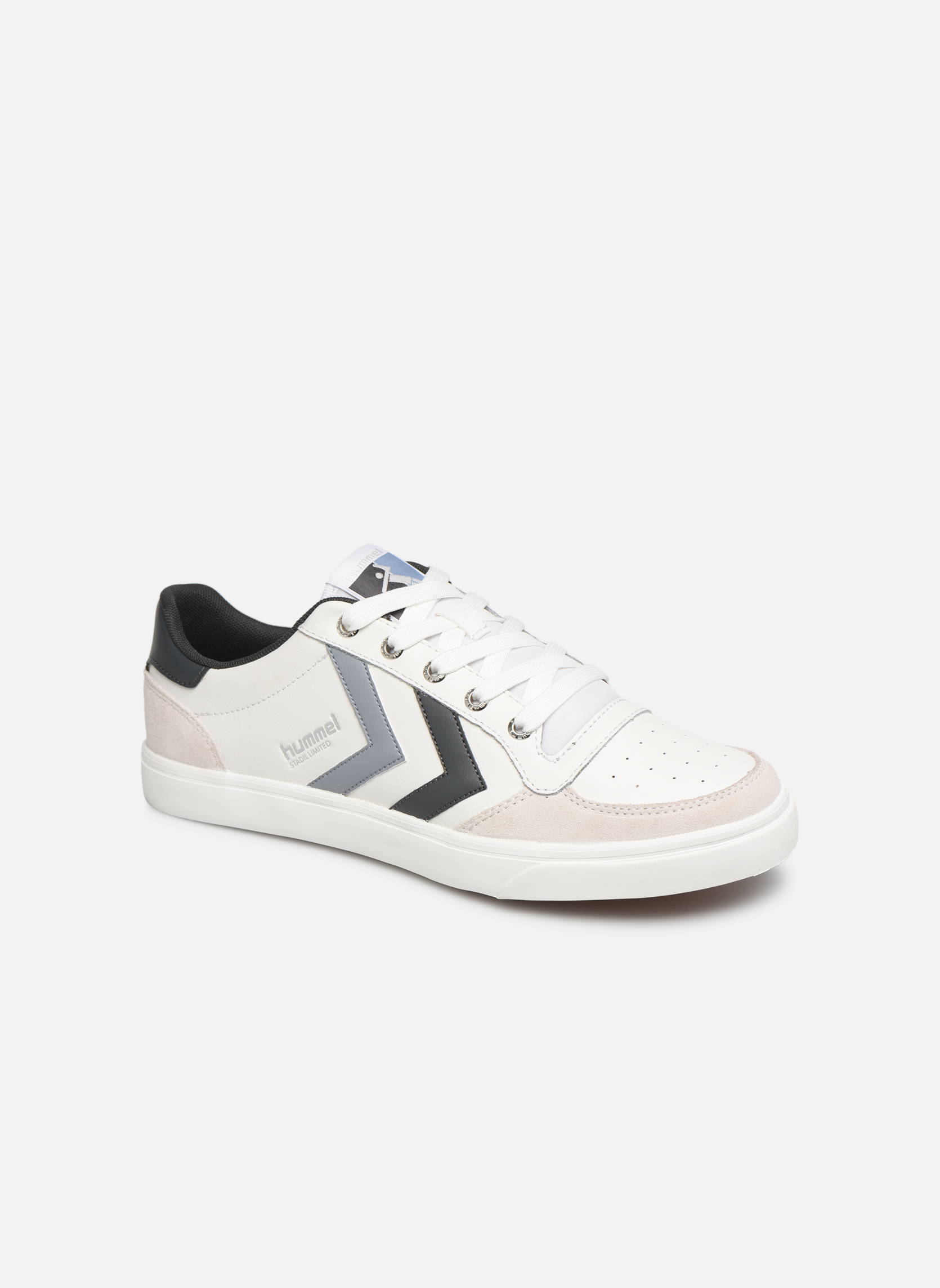 Sneakers Hummel Wit