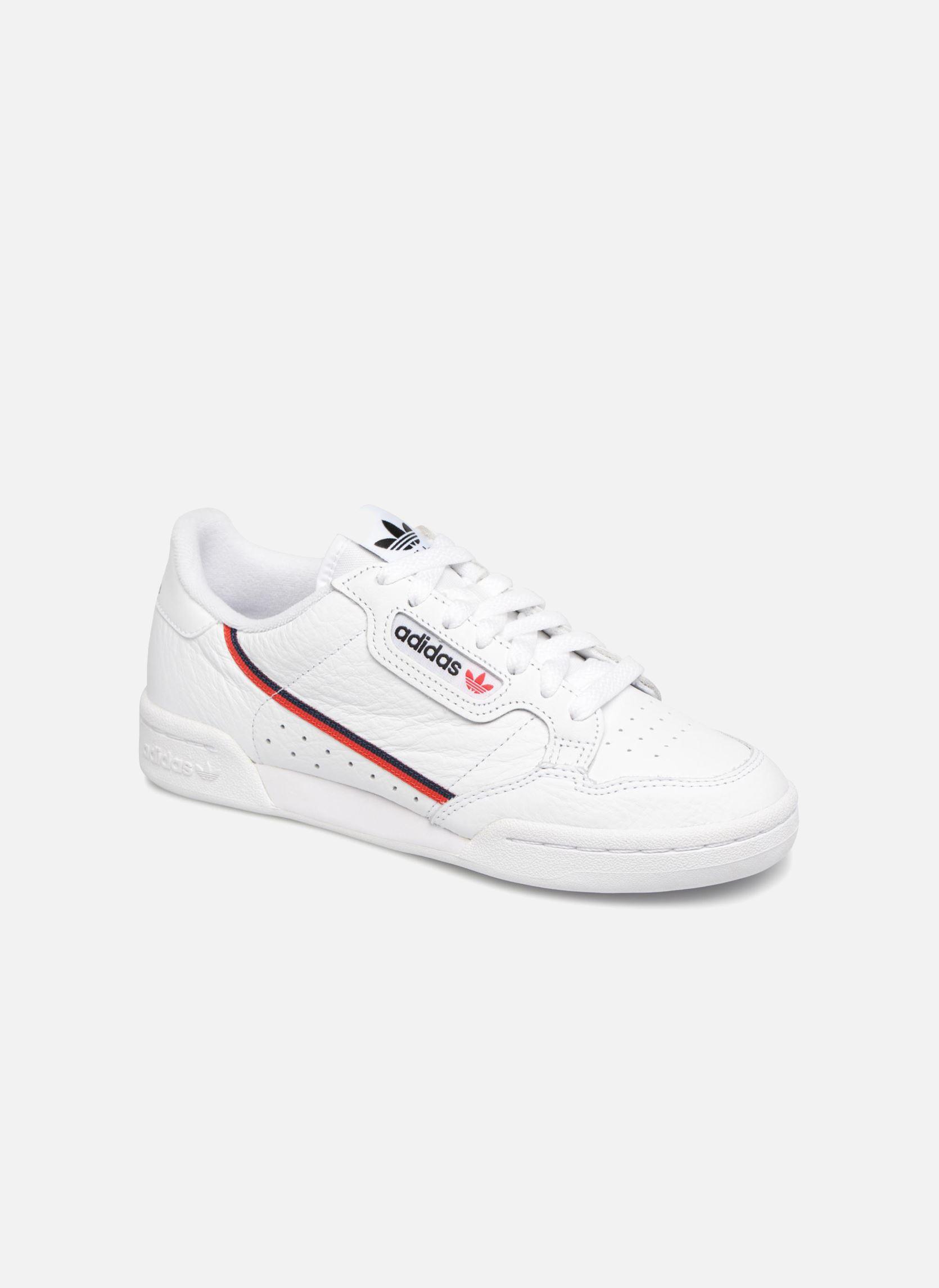 Details zu Damen Adidas Originals Continental 80 W Sneaker Weiß