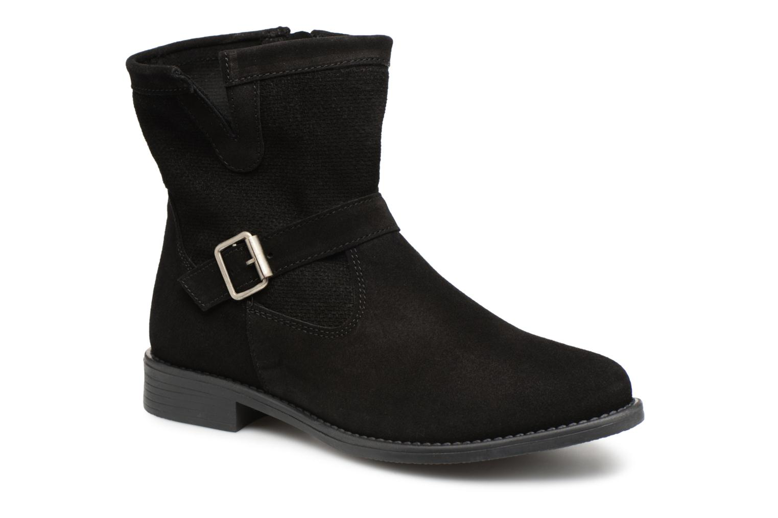 VmDay leather boot par Vero Moda