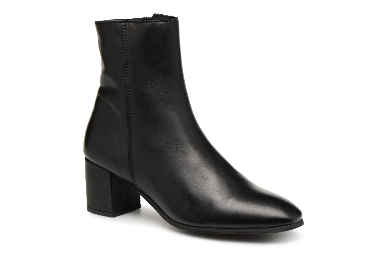 VmKila leather boot par Vero Moda