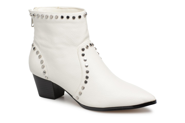 Boots en enkellaarsjes Aldo Wit