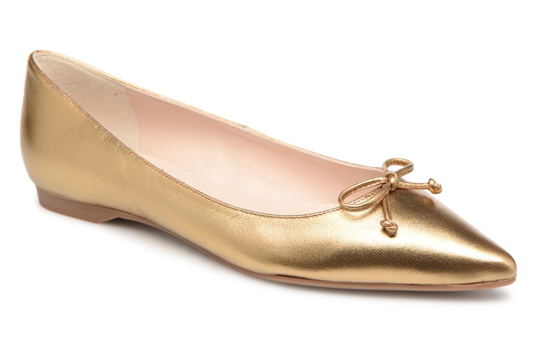 Ballerina's L.K. Bennett Goud en brons