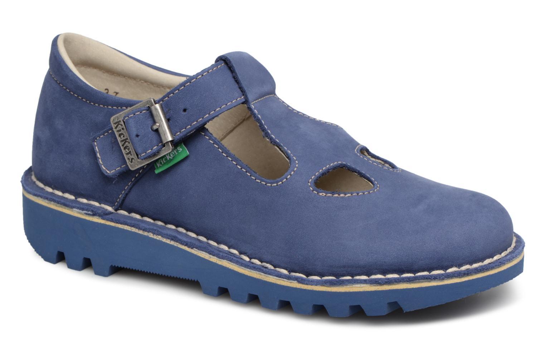 Ballerina's Kickers Blauw
