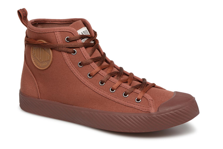 Sneakers Palladium Bordeaux