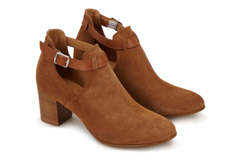Boots en enkellaarsjes 70/30 Bruin