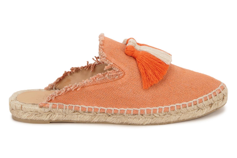 Espadrilles Castaner Oranje