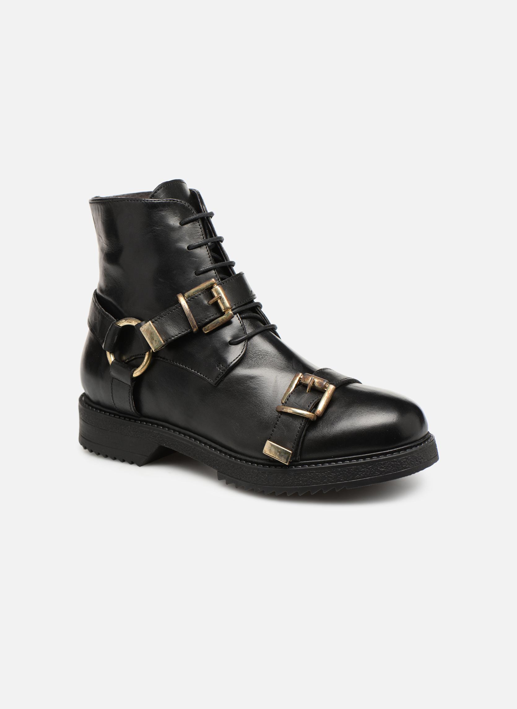 Boots en enkellaarsjes Jonak Zwart