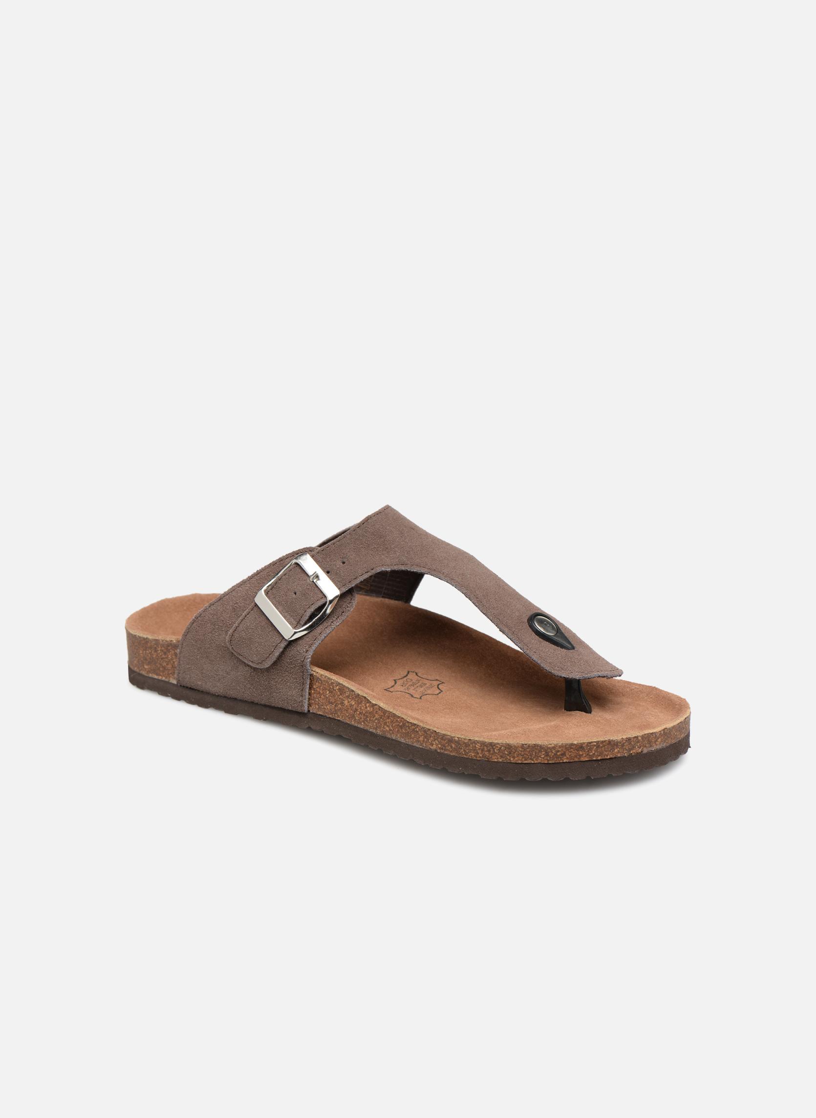 Slippers Roadsign Bruin