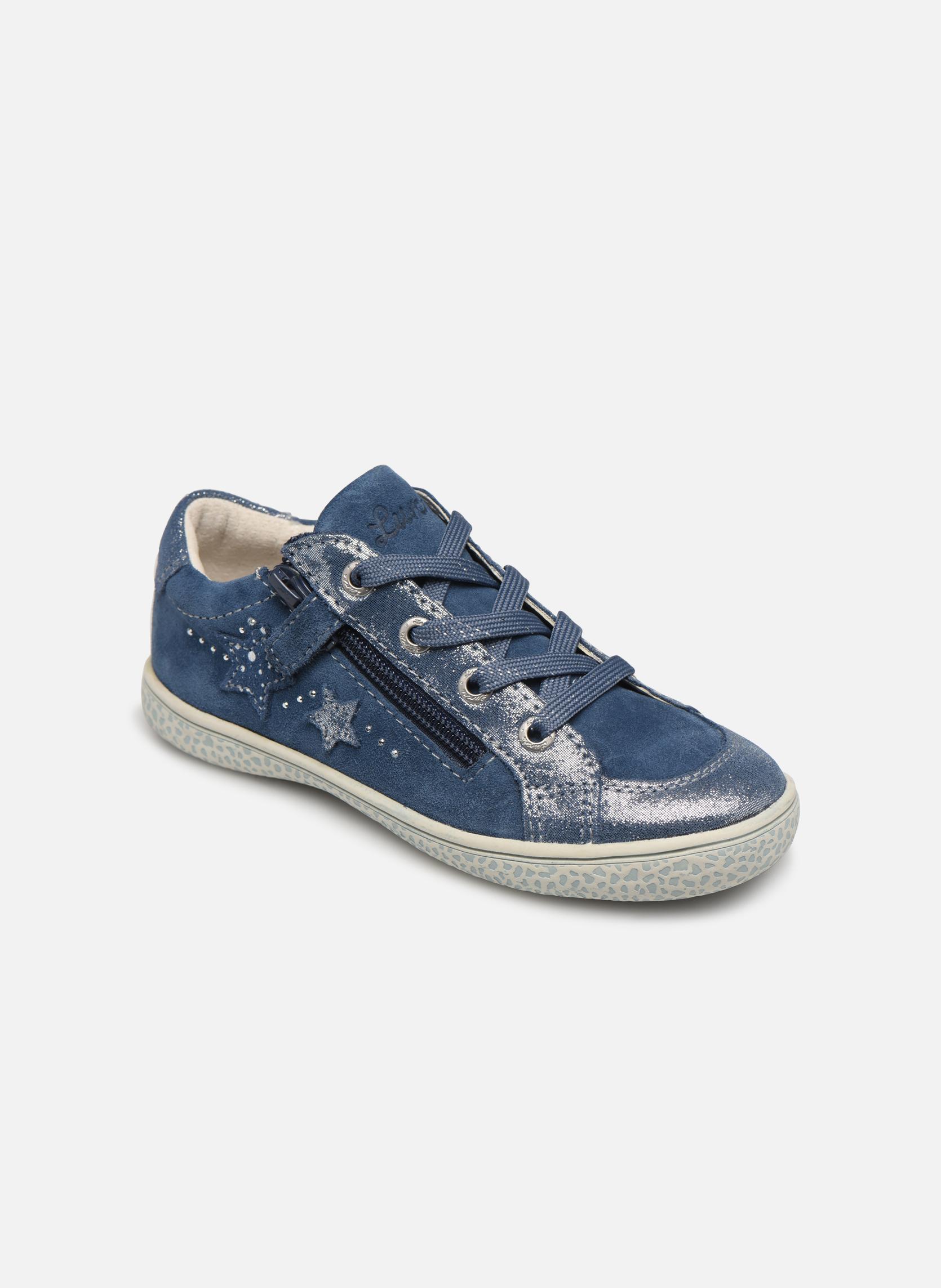 Sneakers Lurchi by Salamander Blauw