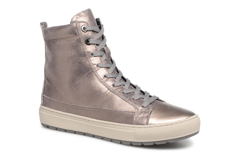 Boots en enkellaarsjes Geox Grijs