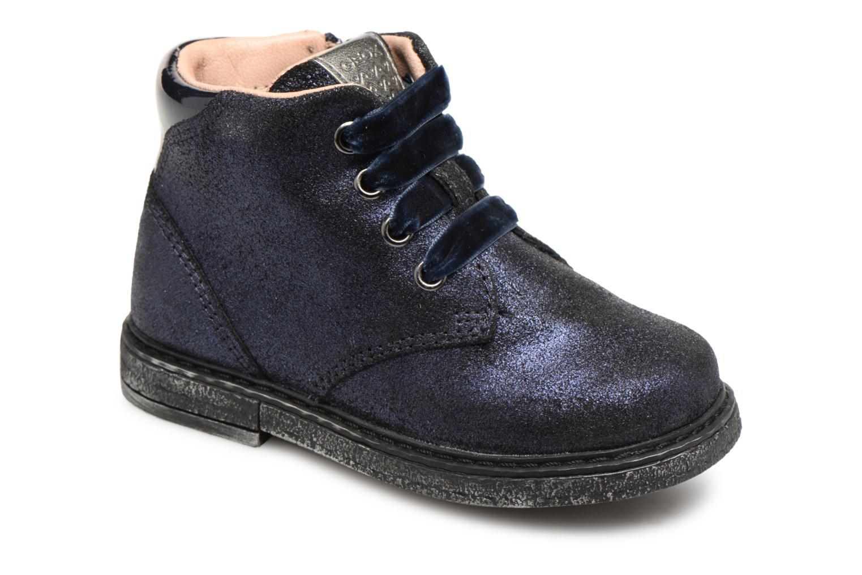 Boots en enkellaarsjes Geox Blauw