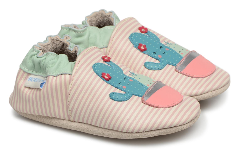 Pantoffels Robeez Wit