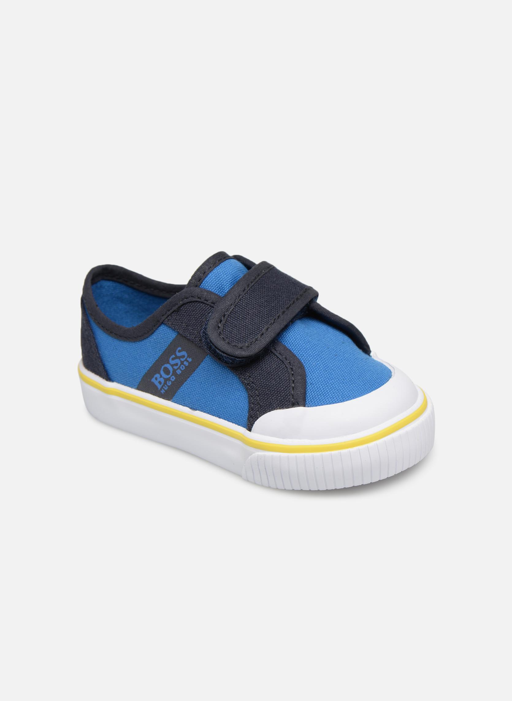 Sneakers BOSS Blauw