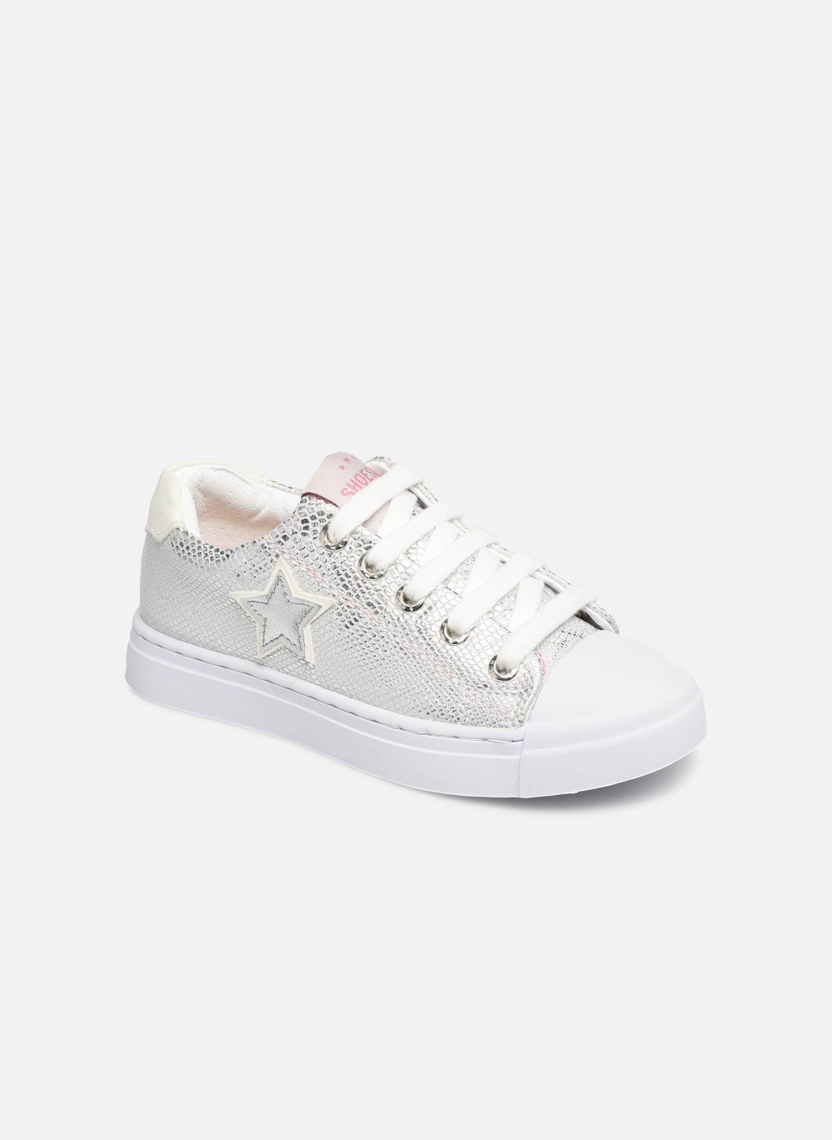 Sneakers Shoesme Zilver