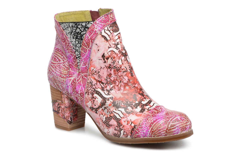 Boots en enkellaarsjes Laura Vita Roze