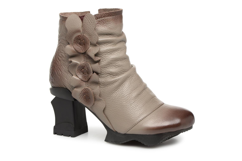 Boots en enkellaarsjes Laura Vita Grijs