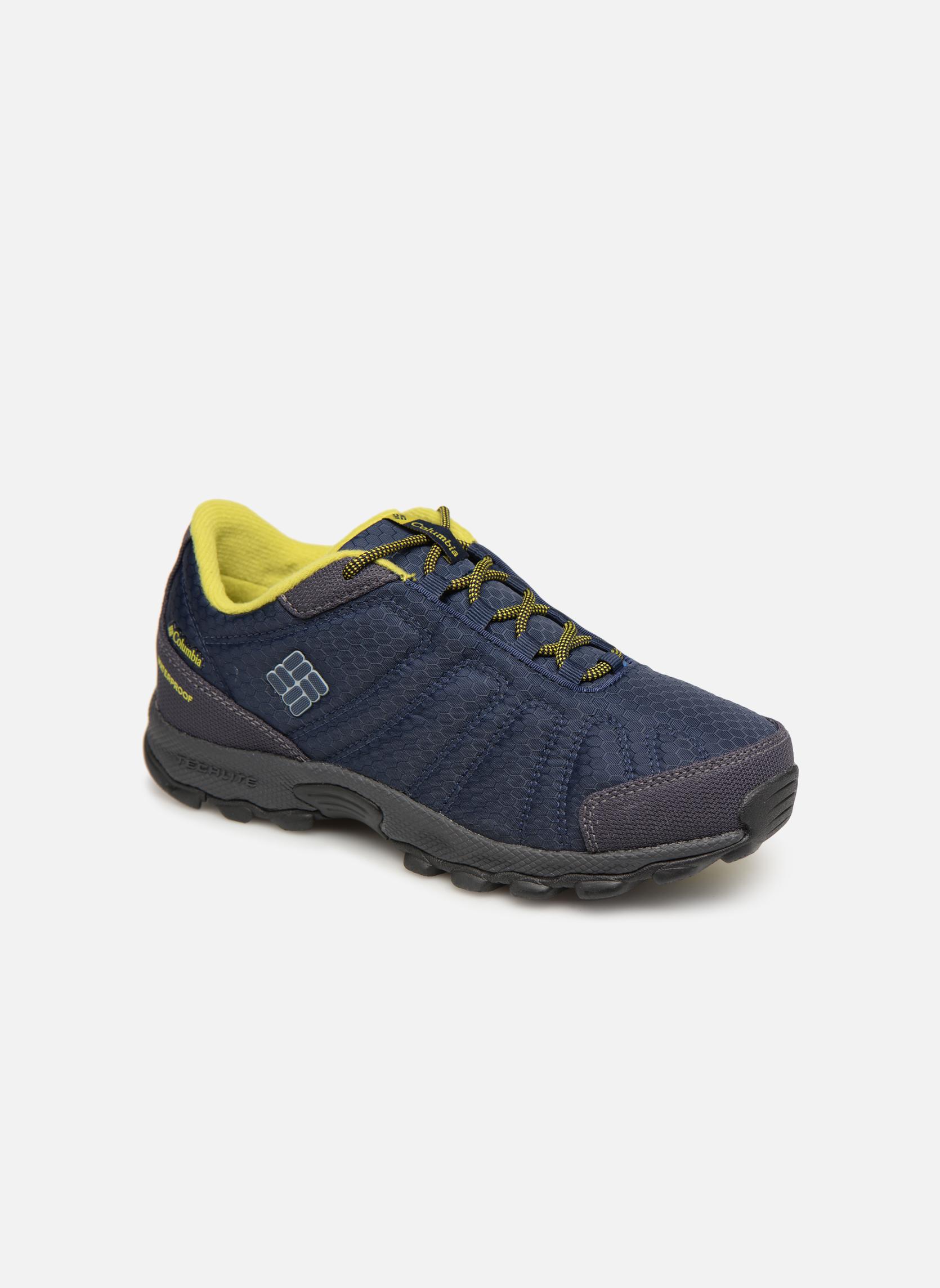 Sportschoenen Columbia Blauw