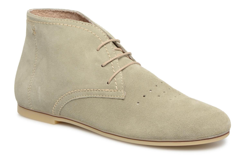 Boots en enkellaarsjes Tamaris Groen