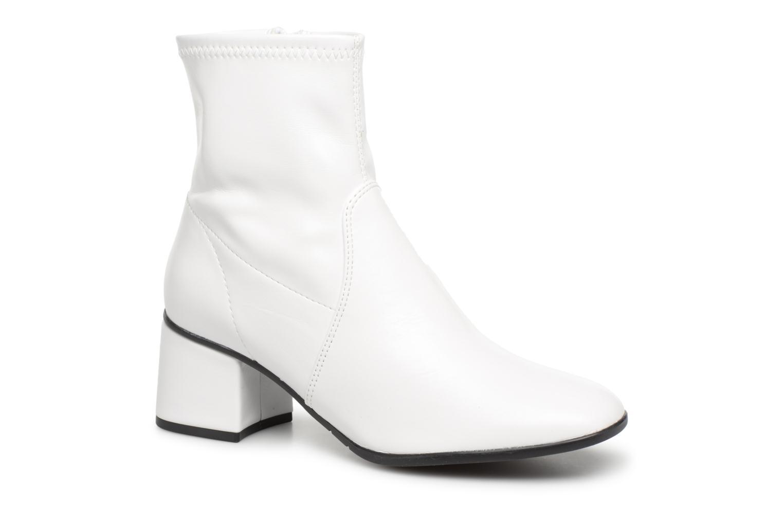 Boots en enkellaarsjes Tamaris Wit