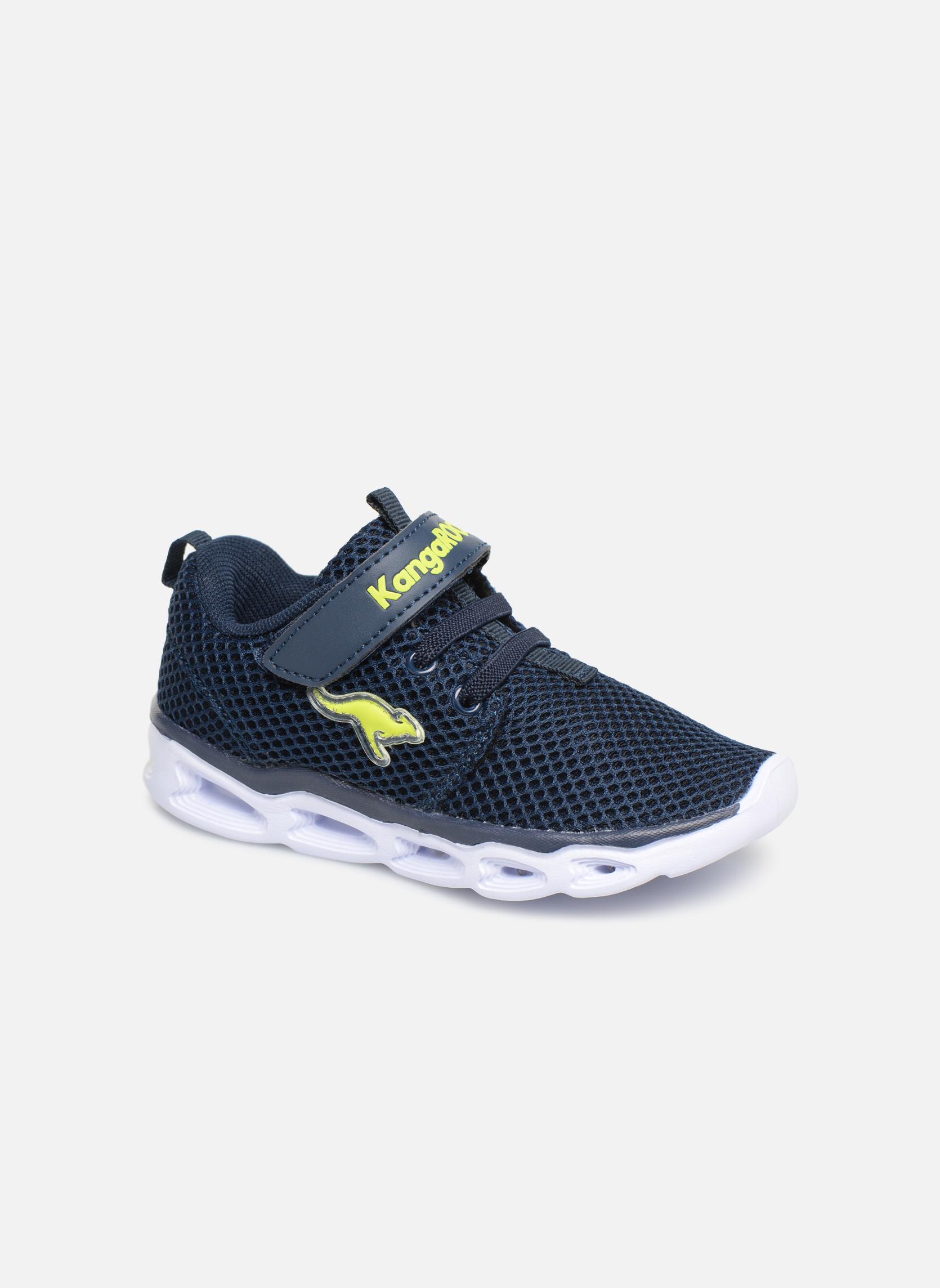 Sneakers Kangaroos Blauw