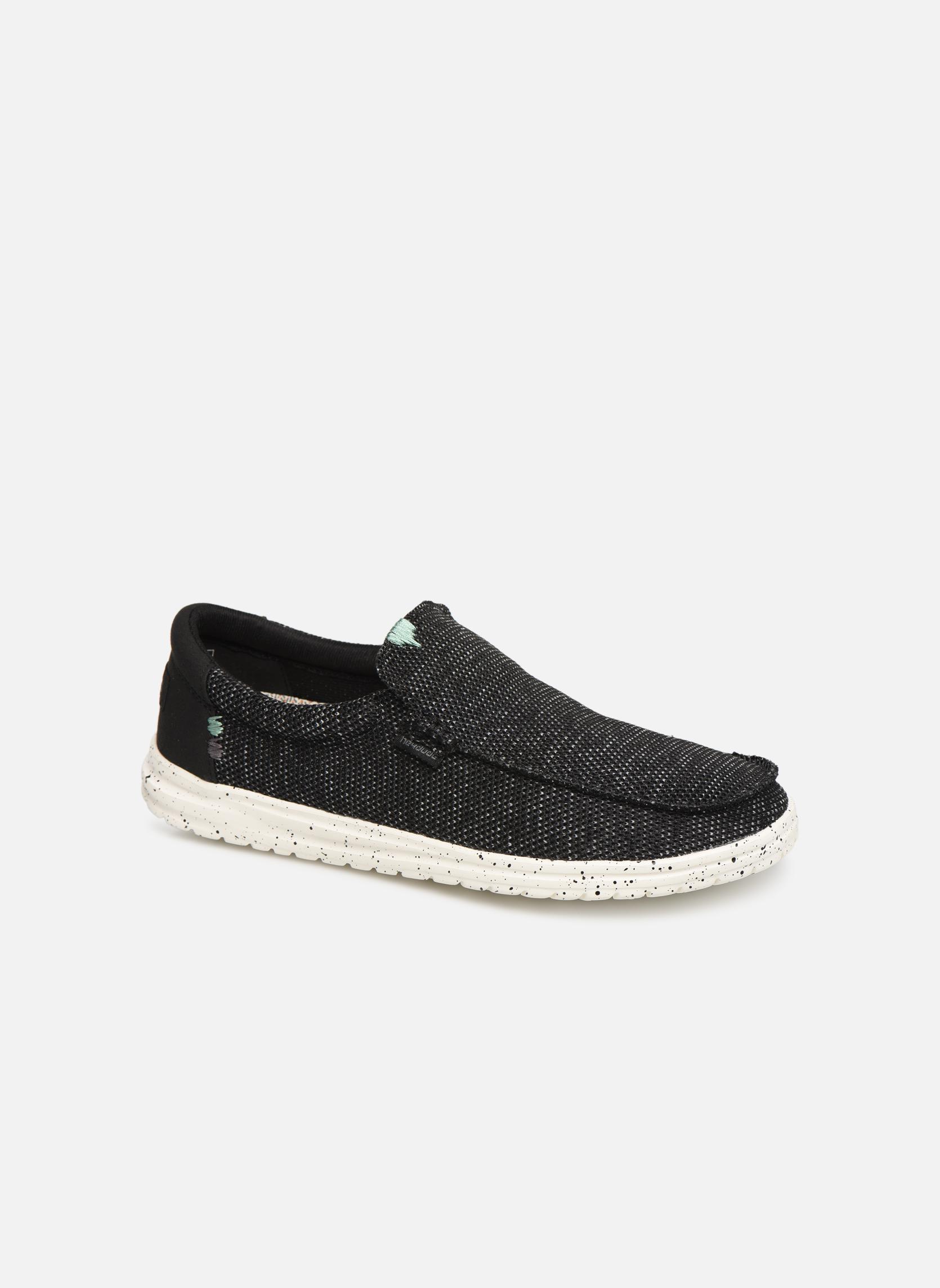 Sneakers DUDE Zwart