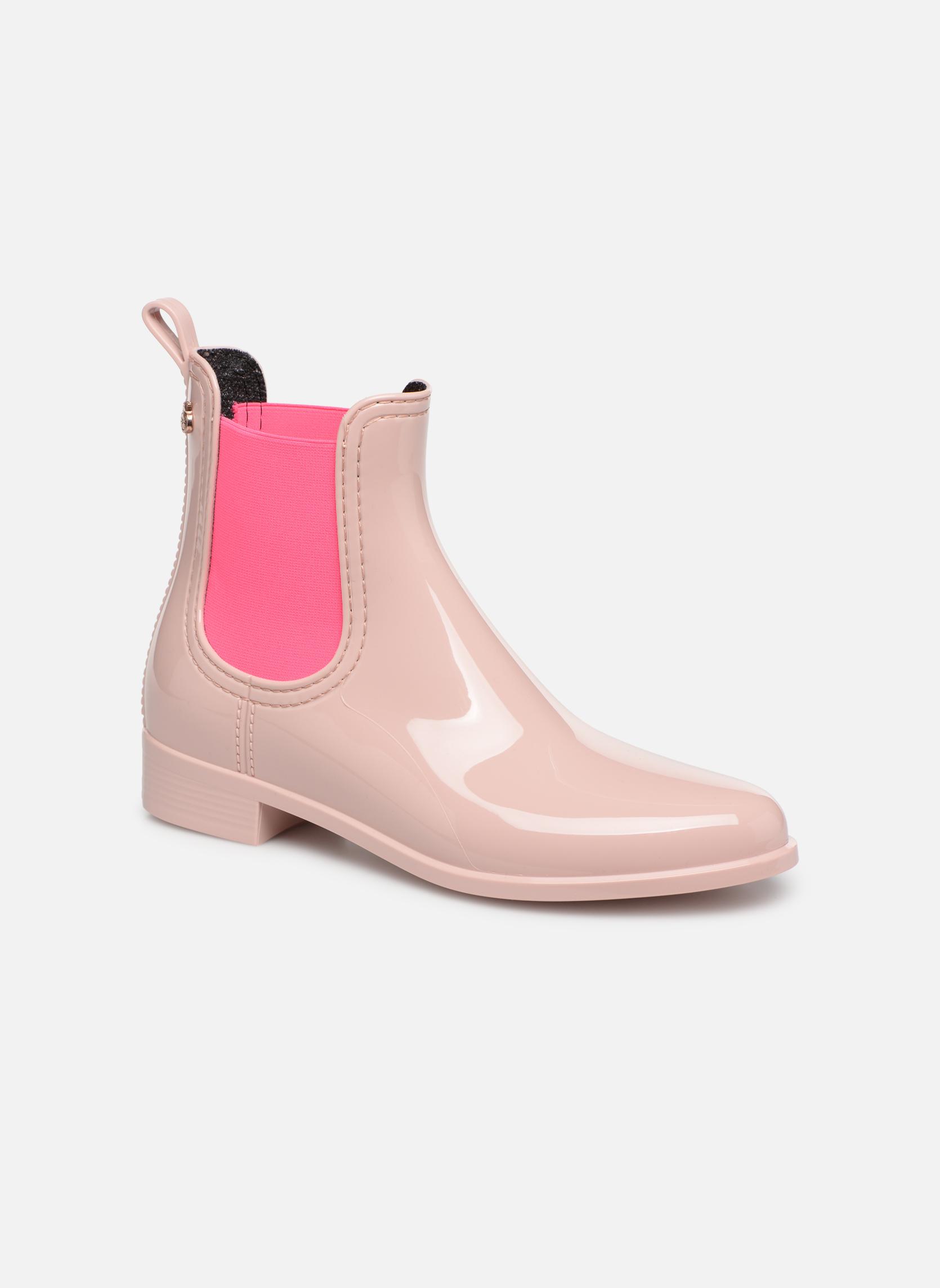 Boots en enkellaarsjes Lemon Jelly Roze
