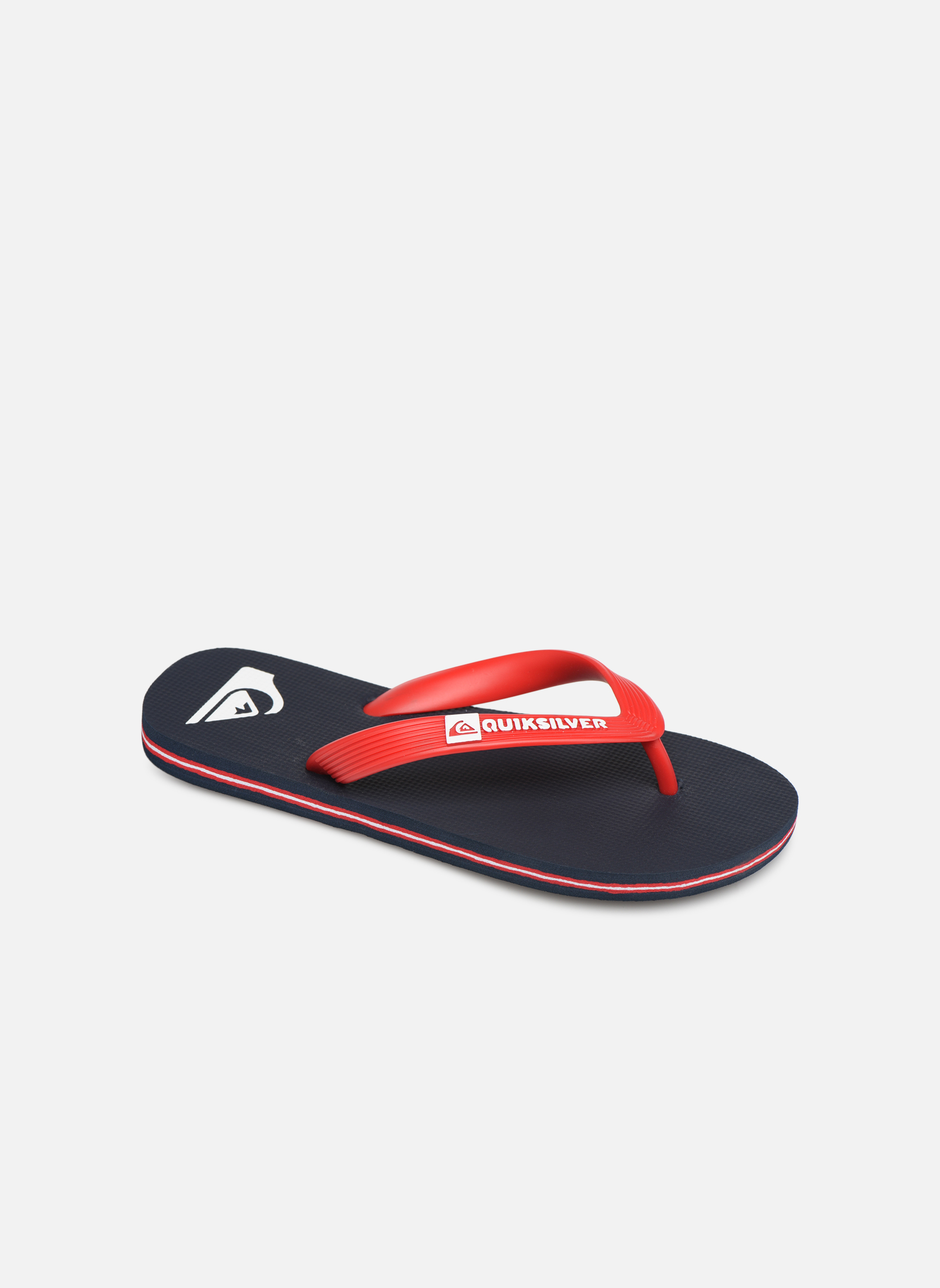 Slippers Quiksilver Rood