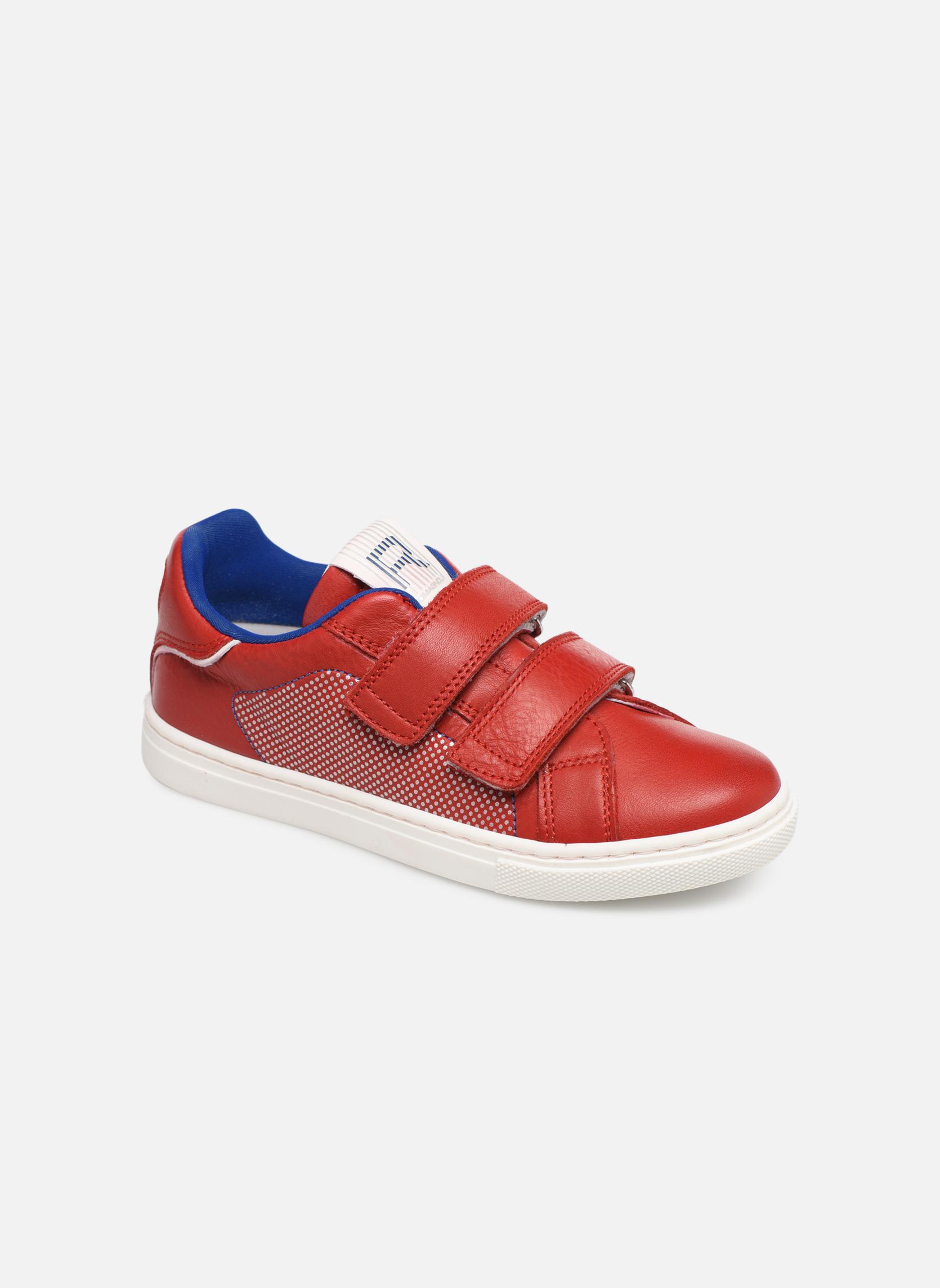 Sneakers Romagnoli Rood