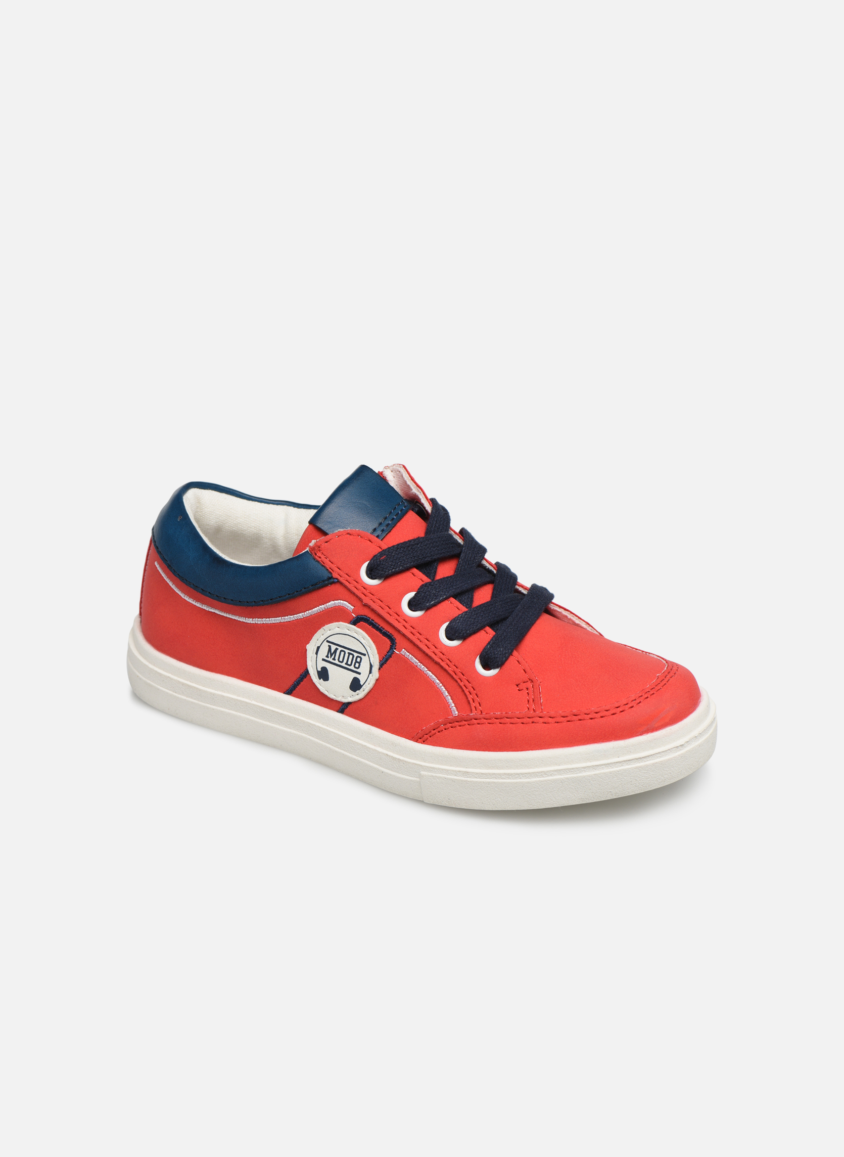 Sneakers Mod8 Rood