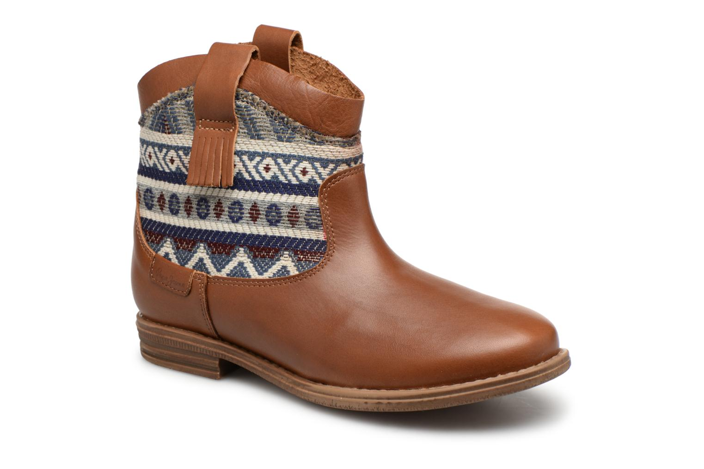 Boots en enkellaarsjes Pepe jeans Bruin