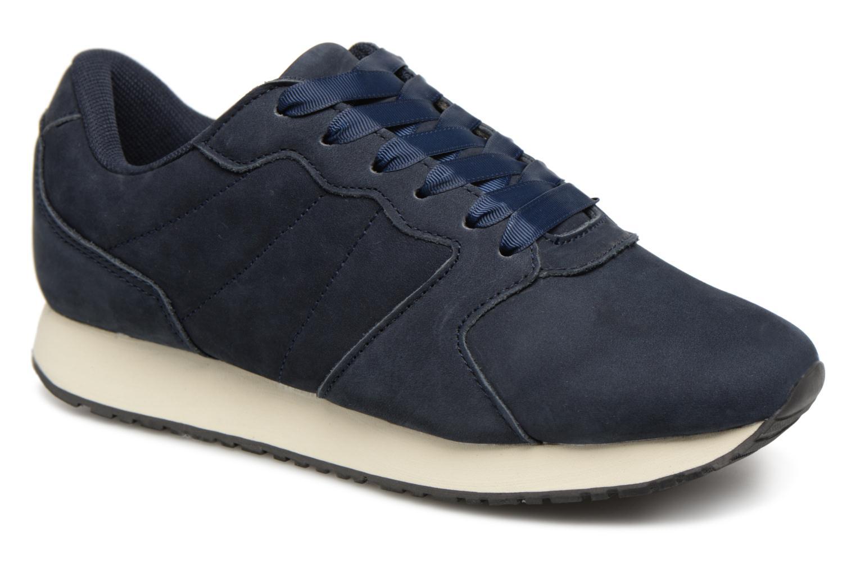 Sneakers Monoprix Femme Blauw