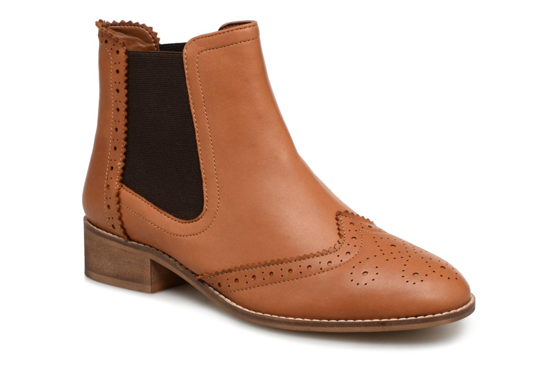 Boots en enkellaarsjes Monoprix Premium Bruin