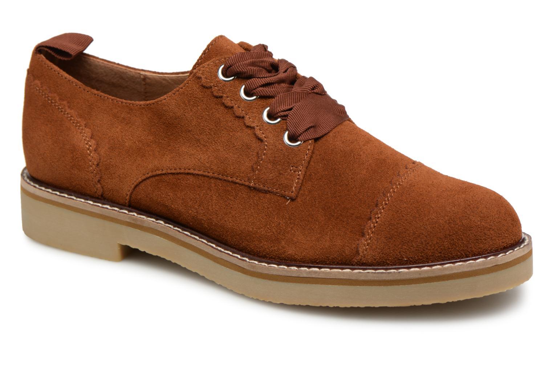 586e17dd830 DERBY CROUTE DE CUIR - Chaussures